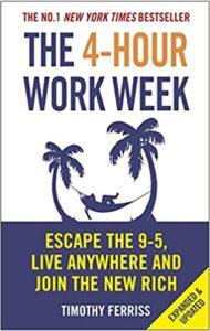 s'épanouir au travail : the 4 hour work week